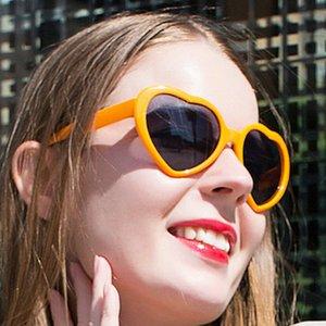 New Hot Sale Cartoon Sunglasses for Kid Lunettes De Soleil Filles Vachetta Tan Mirrored Rusta Mirror Lens Cartoon Sunglasses toptrimmer.