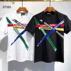 2020 La nouvelle conception originale de la mode hommes et les femmes T-shirt manches courtes en coton pur et T-shirts d'impression de la personnalité