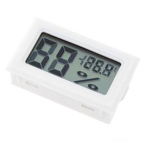 Mini LCD Digital termómetros Higrómetros Testers Temperatura e Umidade 'Aquários Interno Peixe Pet Shop Mini LCD Termômetro Digital