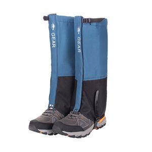 Pair Shoe Cover Waterproof Hiking Climbing Snow Ski Legging Gaiters Women Men Winter Outdoor Leg Protector