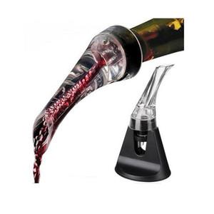 Hızlı Sürahi Plastik Olekranon Sihirli Içme Damar Ev Otel Kırmızı Şaraplar Üzüm Şarap Pourer Yeni Varış 7 5wu L1