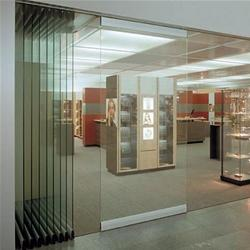 office meeting room glass operable wall movable parititon sliding door partition movalbe wall partition glass sliding door wholesale