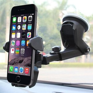 Phone Holder Universal 360° Car Windscreen Dashboard Holder Mount For GPS PDA Mobile Phone Stand