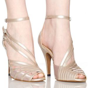 XSG Kadın özel yüksek topuklu ayakkabılar latin dans ayakkabıları profesyonel ayakkabı balo salonu dans kadın ulusal standartlar kadın kostüm giymek