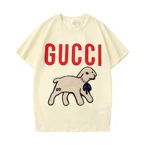 Мода высокого качества Патагонии Luxury Design Дизайнеры Мужской Лето Короткие рукава рубашки T Tee Men Сыпучие Top Plus Size