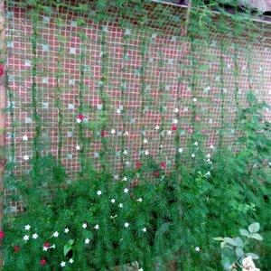 1,8 * 1,8 m Gartenzaun Net Millipore Nylon Net Klettergerüst Pflanze Vogel Verhindern Anti-Bird-Geräte Ineinander greifen Andere Garden Supplies