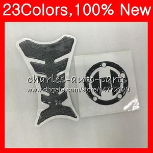 Protetor de tanque de fibra de carbono 3D para SUZUKI GSXR1000 05 06 07 08 GSXR 1000 GSX R1000 K5 K7 2006 2007 2008 CL157 Tampa do tanque de gás adesivo decalque