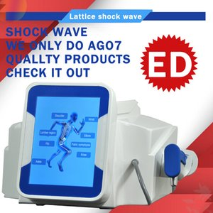 Meilleur prix Shock Wave Therapy machine extracorporelle Shockwave Therapy Equipment Machine pneumatique Shock Wave