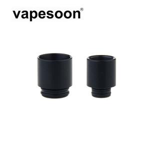 Plástico preto 810 510 Drip Tip Vape Bocal para o cigarro eletrônico 810 510 Tópico Atomizer tanque vaporizador