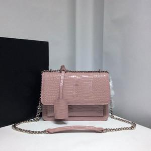 Tasarımcı-2019 Yeni varmak kadınlar Omuz Çantaları LÜKS tasarımcı çanta moda Marka çanta Boyut 22 * 16 * 6cm modeli 286150437