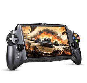 JXD S192K 7 polegadas 1920X1200 Quad Core 4G / 64GB New GamePad 10000mAh Android 5.1 Tablet PC 18 simuladores / PC Jogo 1pcs DHL