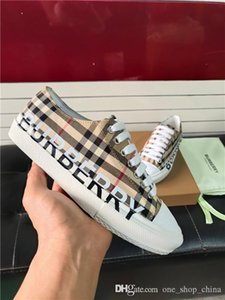 men women designer luxury casual shoes canvas sneakers classic air Monogram Ebene off star red bottom white GUC 2238 size 35-45 with box