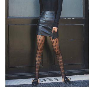 Diseñador de las mujeres Medias Flaco chica atractivo de la manera mujeres ocasionales de lujo Panti perspectiva medias de mujer atractiva de la calcetería de nuevo partido