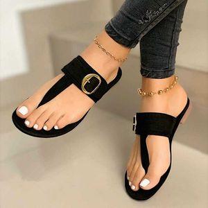 Лето Женская обувь Вьетнамки Flat Тапочки Ladies Beach сандалии Black White Gold Открытый Слайды Обувь женская Zapatos Mujer