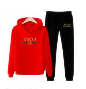 Женщины Одежда и Mens конструктора Hoodie том случайных спортивный костюм или женщины и мужчина костюмы и набор Sweatsuit брюки Размер: S-3XL G-081