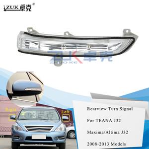 ZUK Rück Blinker LED-Licht Außenspiegellampe Repeater für NISSAN Nissan Teana 2008-2012 Maxima Altima J32 2009-2013