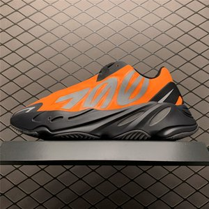 Stock X Wave Runner MNVN Phosphor Orange Bone Static Geode Men Runnning Analog Sneakers Salt Trainers Inerti Mauve Vanta Tephra Magnet Shoes