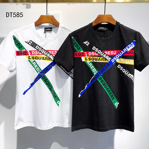 Hip-Hop-2020 neue ursprüngliche Modedesign Männer und Frauen-T-Shirt mit kurzen Ärmeln und aus reiner Baumwolle T-Shirts Personality Printing