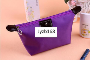 Old cobbler factory New candy color cosmetic bag wholesale Cosmetic Bags waterproof High-capacity Personalized customization7