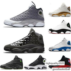 Cap Gown 13 13s Mens Basketball Shoes Bred Class Of 2003 He Got Game Men Designer Trainer Sports Sneakers Size 41-47