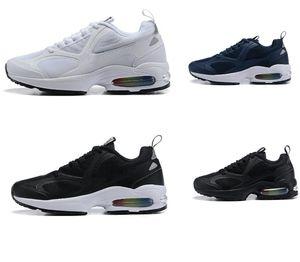 Tasarımcı spor ayakkabısı Max2s Işık 2019 Yeni OG Erkekler Koşu ayakkabıları Beyaz Hava rBlue Mens Tasarımcısı Sneakers Eğitmenler Zapatos Atom ayakkabı spor
