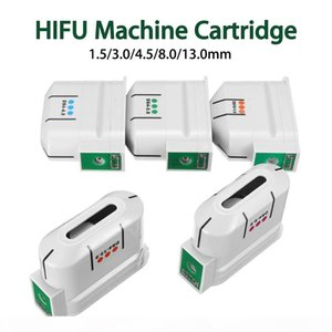 Replacement Cartridges 10000 Shots for High Intensity Focused Ultrasound HIFU Machine Face Skin Lifting Wrinkle Removal Anti Ageing