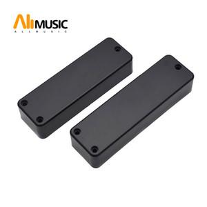 20шт 3 отверстия электрический бас пикап герметичная крышка твердый ABS пикап крышка 100/108. 5x32x20. 1 мм черный