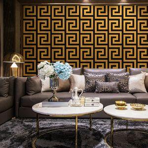 Водонепроницаемый декор для дома обычный Textur ПВХ обои рулон дизайнер трава Papel де Parede 3D обои для спальни, гостиной