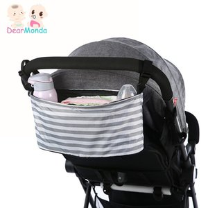2020 Baby Stroller Bag Organizer Mummy Diaper Bag Infant Toddler Travel Nappy Diaper Multifunctional WaterProof Mummy