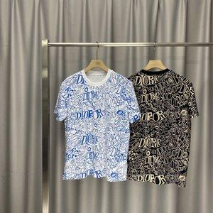 남성 여성 T 셔츠 높은 품질의 힙합 T 셔츠 라이프 남성 디자이너 T 셔츠 티셔츠 사이즈 S-XXL의 팔마 천사 HH