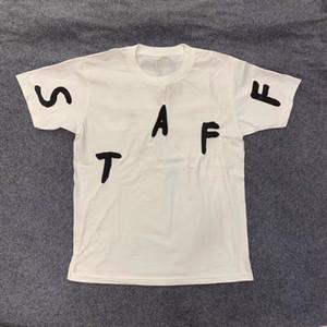 dongguan_ss 3D T-shirt Homme Femme T-shirts Tee BLANC NOIR