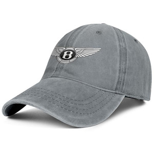 Bentley car continental suv logo Unisex denim baseball cap cool team stylish hats pink breast cancer dealership America flag United Gay