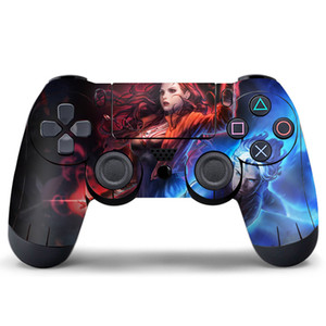 لPS4 الاهتزاز الألعاب المراقب زينة المقود غمبد تحكم لعبة بلاي ستيشن PS4 ملصق حدة زينة أفضل