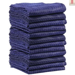 Moving Blankets (12 Pack) 72x80