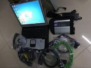 mb étoiles c4 h-dd v2020.03 plus récent s-oftware avec CF-30 Tablet diagnose ensemble complet ordinateur portable pour scanner les voitures Mercedes et les camions