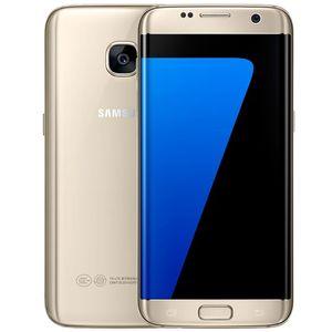 Samsung Galaxy S7 Borda 5.5''4GB RAM 32GB ROM Waterproof Smartphone Um SIM Quad Core NFC 12MP 4G LTE 3600mAh Celular