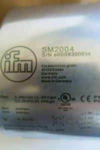 IFM SM2004 CAUDALÍMETRO _ IFM SMR21XGX50KG CAUDALÍMETRO SM2004, NEW