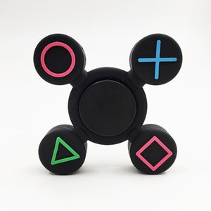 Detachable Game Button Fidget Spinner For Autism And ADHD Rotation Time Long Anti Stress Toys