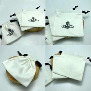 Moda Beyaz Takı İpli Kılıfı Çanta 11 * 11cm Takı Ekran Yüksek Kalite Toptan Fiyat için Bag Packaging