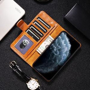 Hohe Quanlity Leder-Schlag-Mappen-Kasten für LG W30 V40 V50 G8 G8 ThinQ G8S G8S ThinQ Q60 Q70 K40S K40 K50 Stylo5
