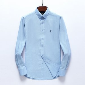 mens designer dress shirts Solid Casual Linen Men Shirts Mens Long Sleeve Dress Shirts Cotton Shirt Men Shirt Plus Size Slim Fit Homme