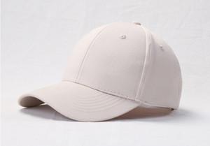 남자 여자 야외 여름 모자 남자 태양 모자를위한 패션 코튼 스냅 백 모자