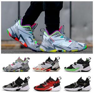 Neue Ankunfts-Russell Westbrook III Why Not Zero.3 Herren-Basketball-Schuhe für hohe Qualität Zer0 Lärm Die Größe Familie Sport-Turnschuhe 7-12