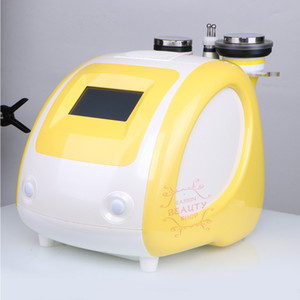 Effective 40K 25k Ultrasonic cavitation Multipolar body face Biploar RF Ultrasonic Wave Beauty Slimming Machine Spa