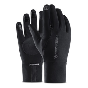 Motorcycle Gloves Water Resistant Gant Moto Gloves Non-slip Warm Windproof Winter Touch Screen Motocross Motorbike Riding
