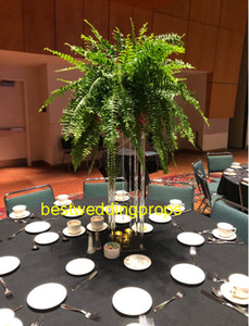 Nuovo stile Wedding Aisleway Crystal Pillar, Wedding Walkway Crystal Stand Pillars, wedding walkay pillars best01243