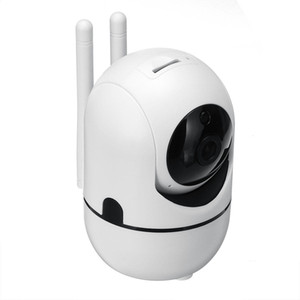 Camera GUUDGO 1080P 2MP antena dupla Two-Way Áudio Segurança IP Câmera Night Vision M Detecção otion
