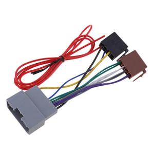 Para Dodge Nitro 2008 Plomo ISO cableado estéreo Cabeza Adaptador de los cables Unidad