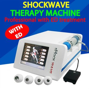 Extracorporeal Shock Wave Machine Erectile Dysfunction ED Treatment Body Pain Relief Shockwave Therapy Device Beauty Salon Equipment