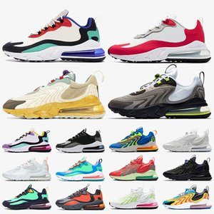 stock x nike air max 270 react eng react vision Travis scott Cactus Trails Neon Womens Sapatilhas Running Bauhaus Blue White University Red Trainers Sneakers